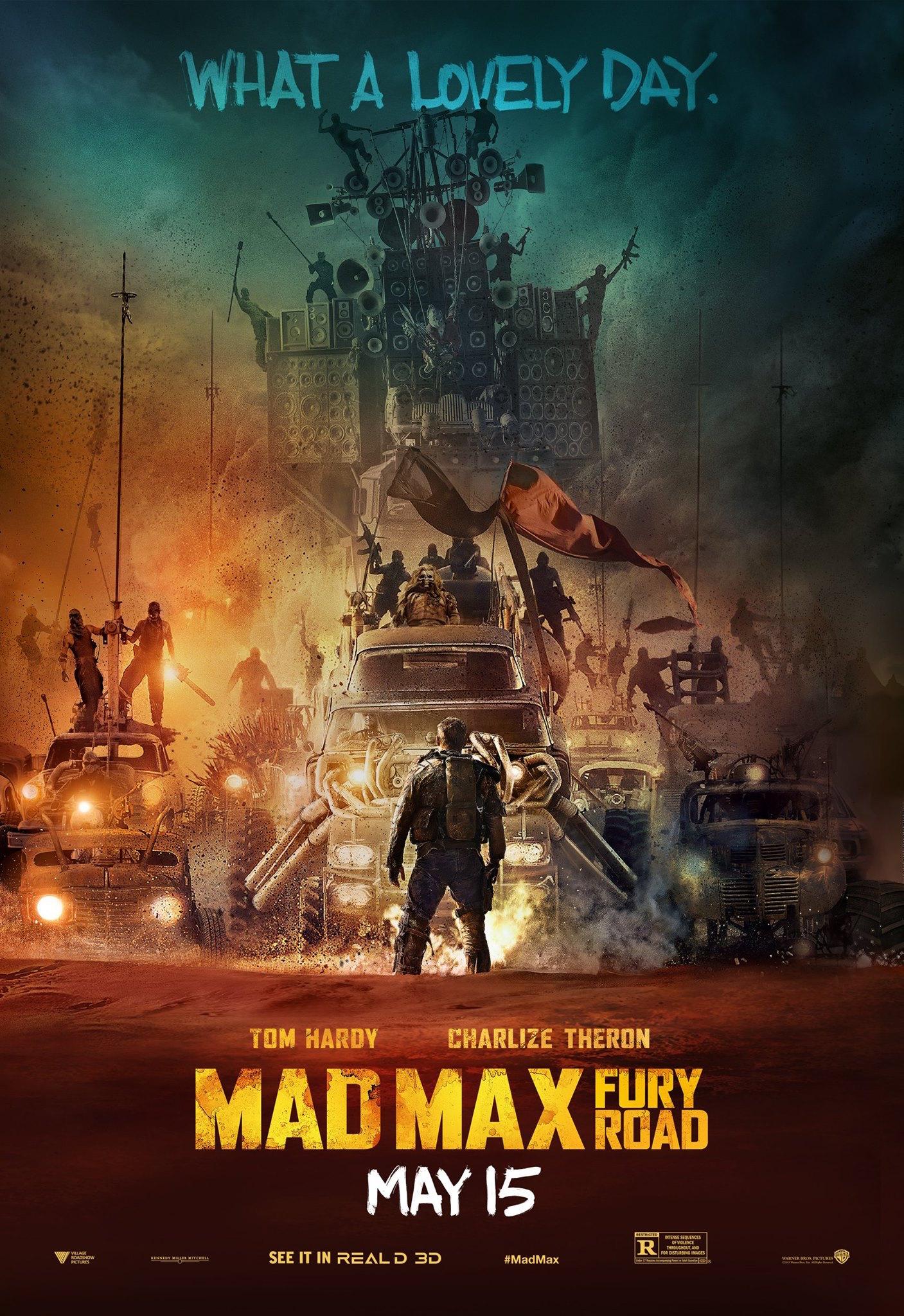 Info Daily Mars : Fury Road sortira en France sans interdiction