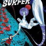 On a lu…Silver Surfer – Tome 1 de Dan Slott et Mike Allred