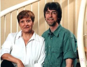 Spider et Jeanne Robinson