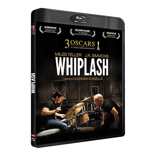 Whiplash, le test du Blu Ray