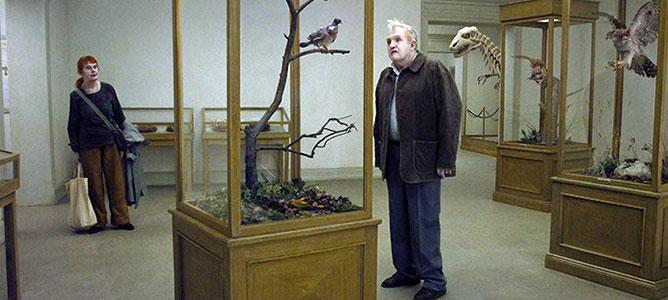 MOVIE MINI REVIEW : critique de Un pigeon perché sur une branche philosophait sur l'existence