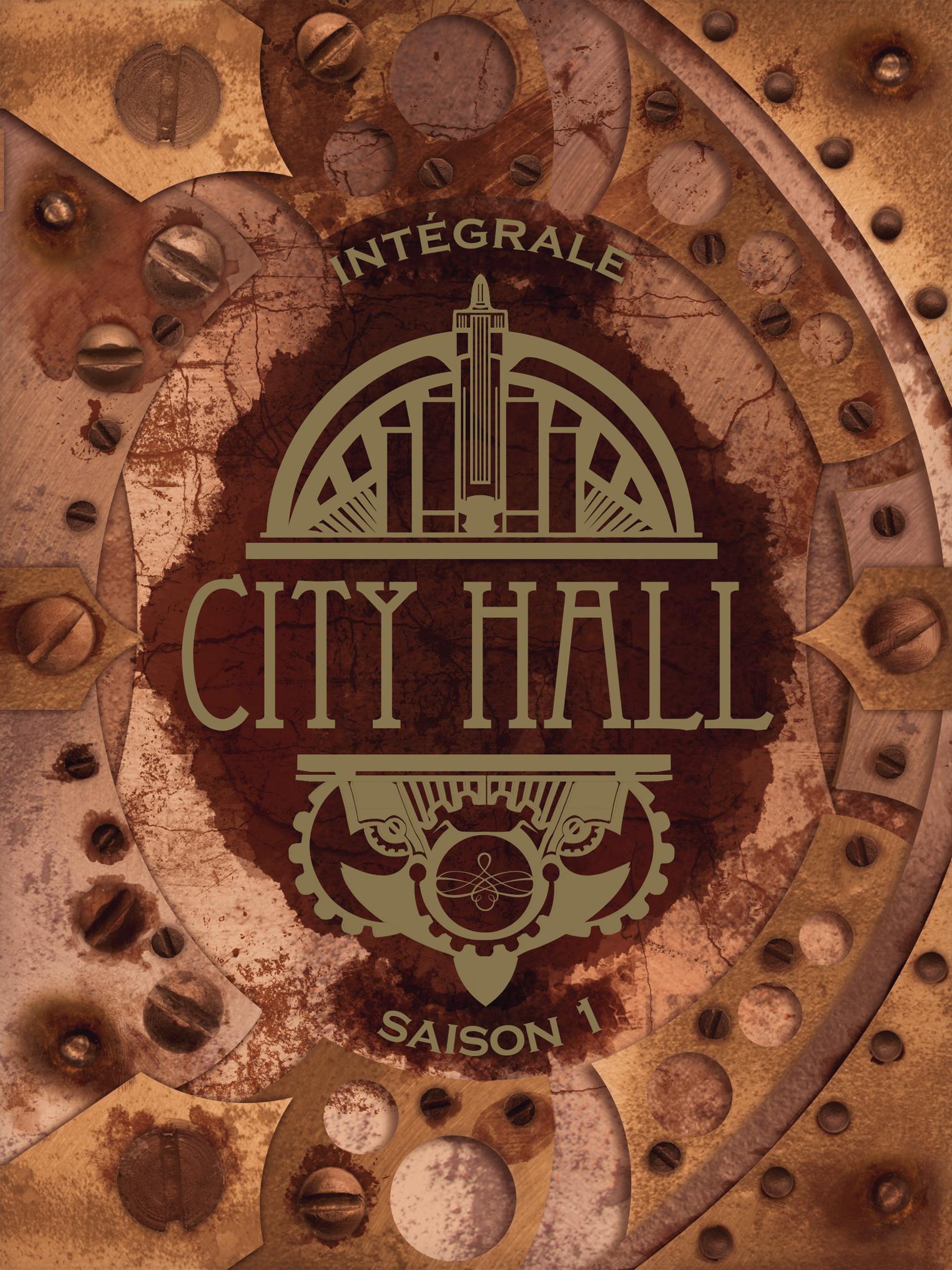 On a lu… City Hall (Saison 1) de Remi Guerin et Guillaume Lapeyre