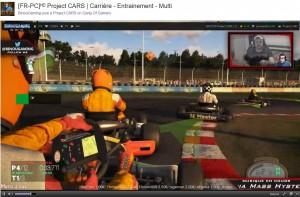 projet racing kart