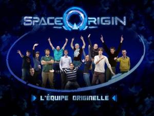 L'équipe de Space Origin