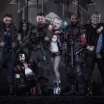 Les joyeux drilles de Suicide Squad prennent la pose