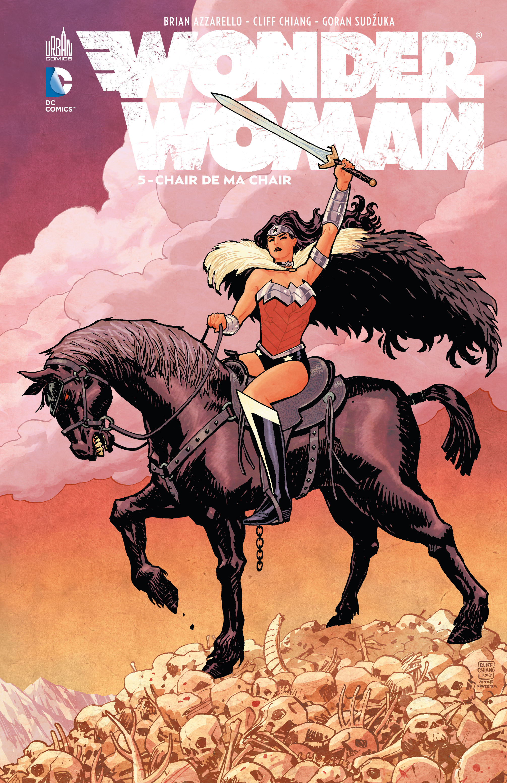 On a lu…Wonder Woman – Tome 5 : Chair de ma chair