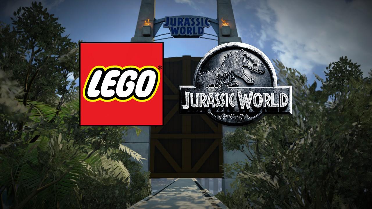 LEGO JURASSIC WORLD : une entrée famille pour 4 parcs à visiter