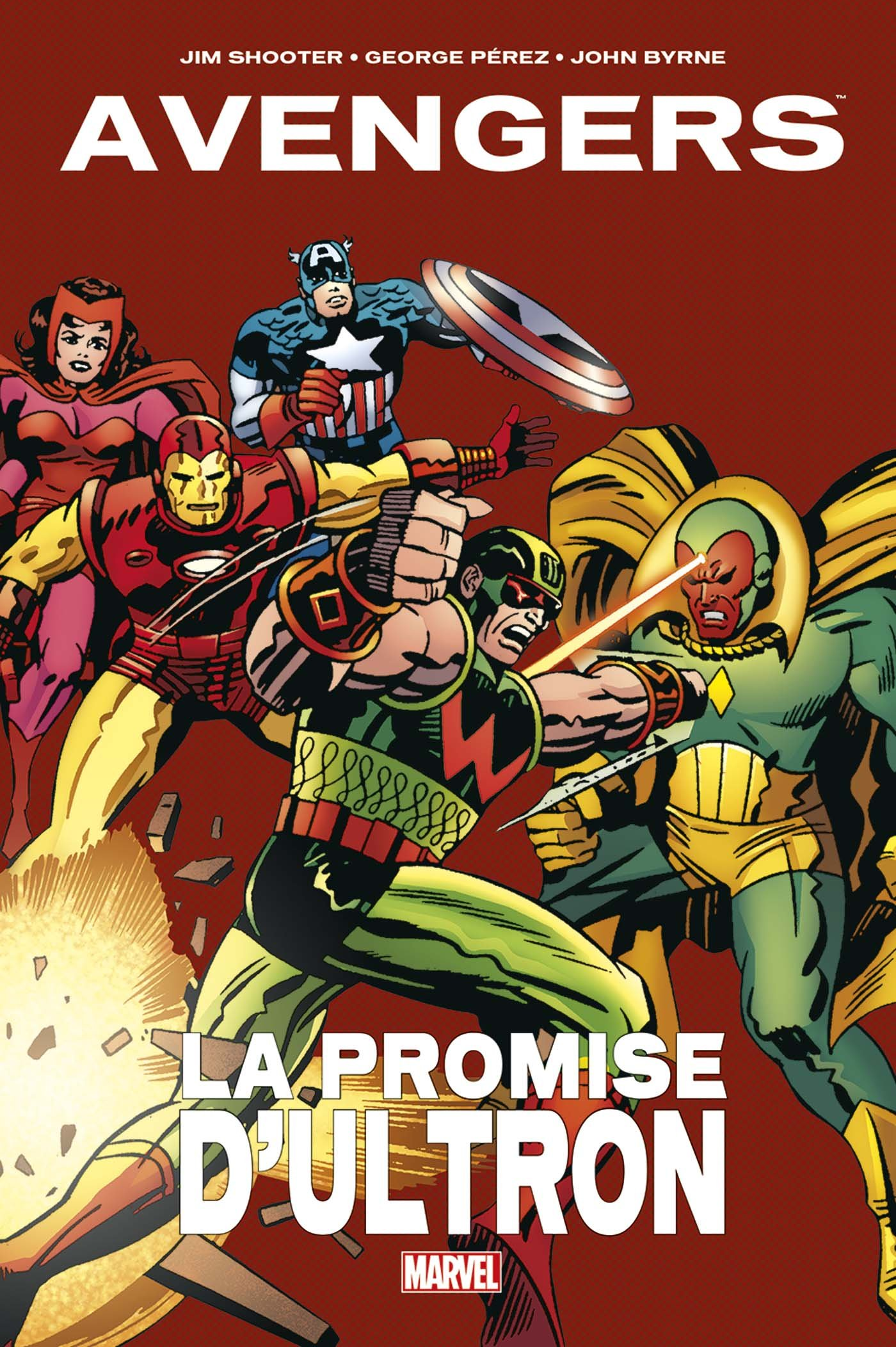 On a (aussi) lu…Avengers – La promise d'Ultron