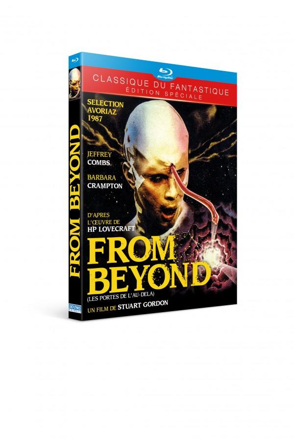 Blu-ray français From Beyond