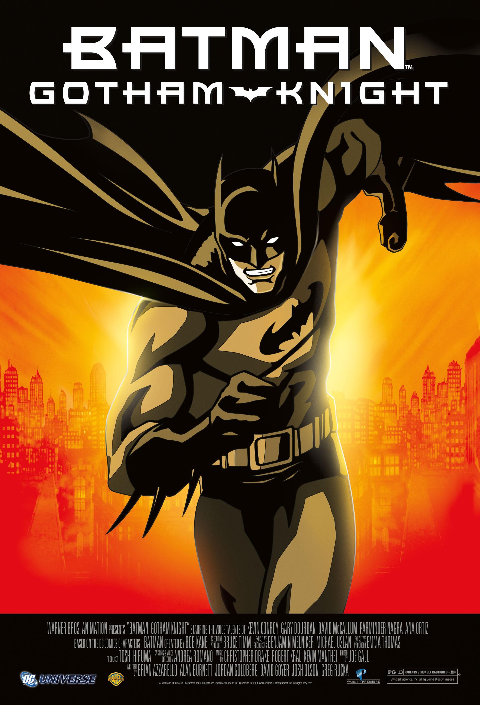 Re-Anime : Batman – Gotham Knight (Omnibus)