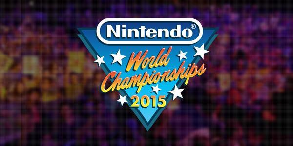 Et le Nintendo World Champion 2015 est…