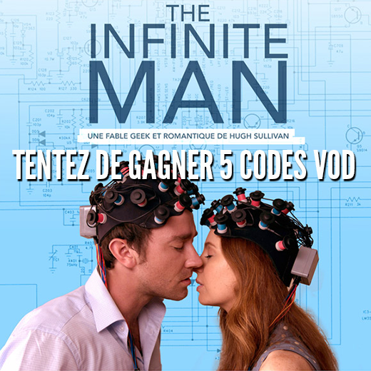 Concours The Infinite Man