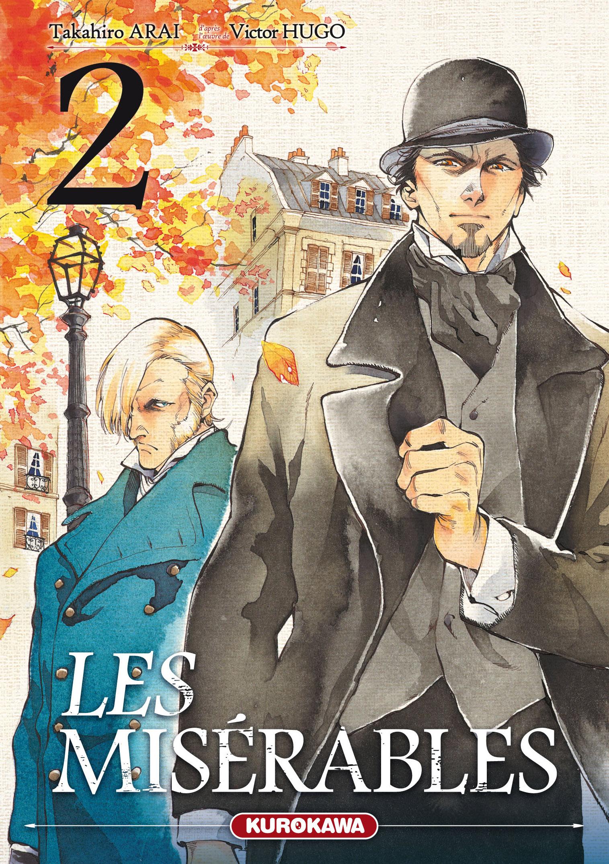 On a lu… Les Misérables (T.02) de Takahiro Arai