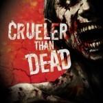 On a lu… Crueler than Dead (T.01) de Tsukasa Saimura et Kôzô Takahashi