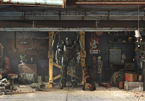 Fallout 4 : le trailer