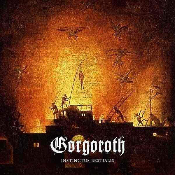 Music Mini Review : Gorgoroth – Instinctus Bestialis ( Soulseller Records)