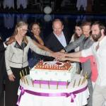 Pléiade de stars à la fête du 55e Festival de Télévision de Monte-Carlo