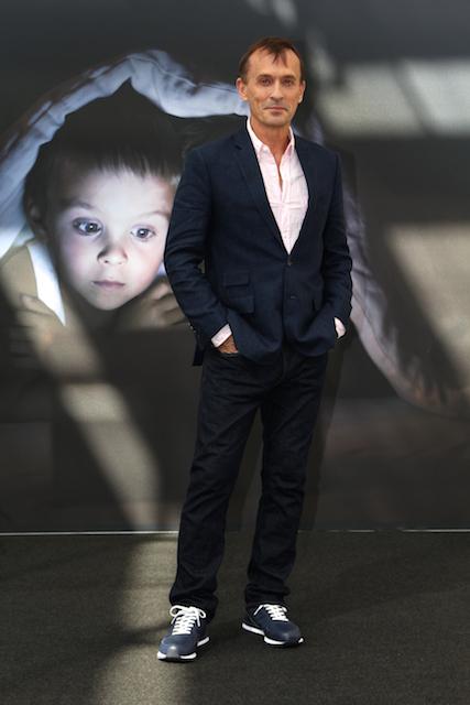 Robert Knepper à Monte Carlo : «Quand j'ai rencontré Leslie Greif, il m'a proposé deux rôles»