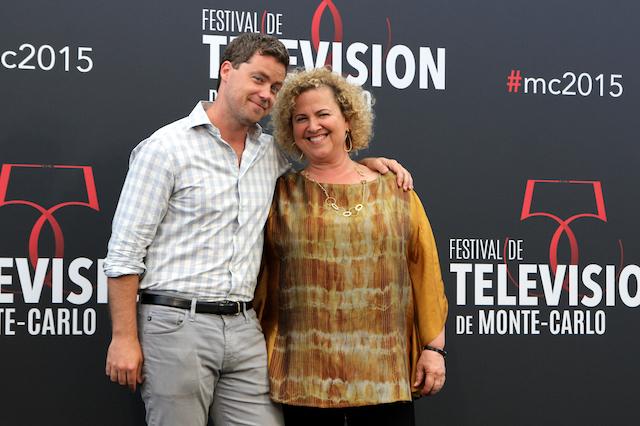 Greg Poehler et Carrie Stein à Monte-Carlo : «Welcome to Sweden a une bonne base de fans»