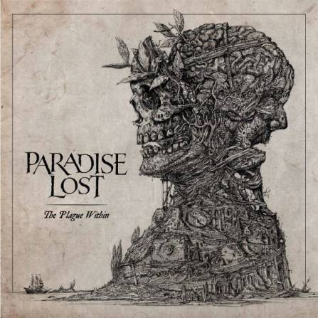 Music Mini Review : Paradise Lost – The Plague Within (Century Media Records)