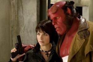 Ron Perlman - Hellboy II  © 2008 - Universal Studios