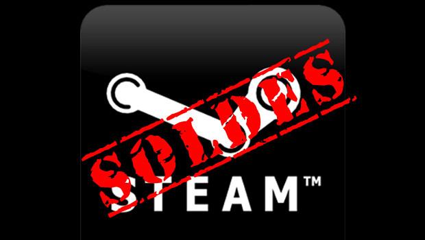 Les Soldes Steam démarrent aujourd'hui !