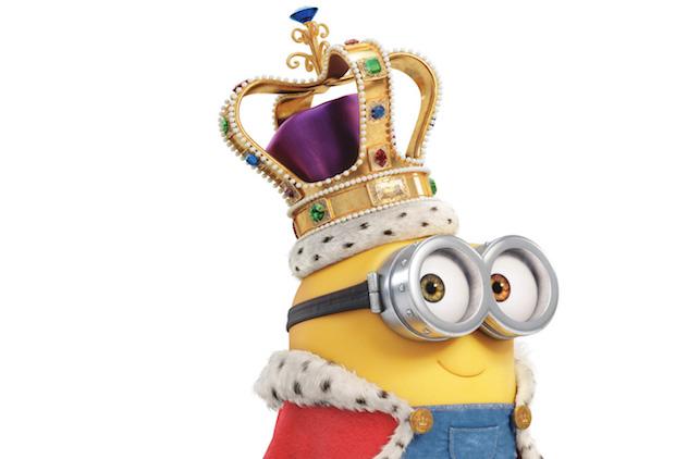 Box-Office US : Des millions pour les Minions !
