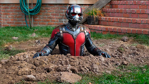 MOVIE MINI REVIEW : critique de Ant-Man