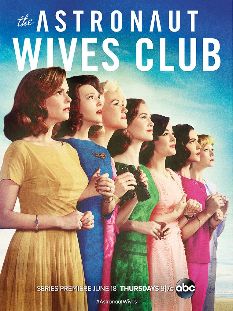 Pilote Automatique : The Astronaut Wives Club – «Pilot» & 1.02 (ABC)