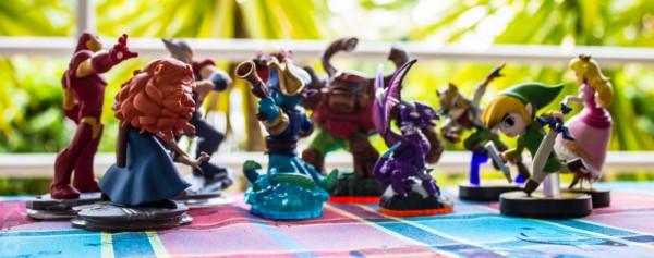 Amiibo-Skylanders-Disney-Infinity