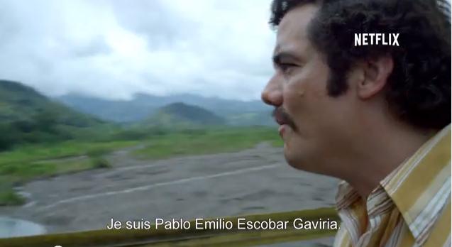 Narcos : un trailer pour la nouvelle série de Netflix