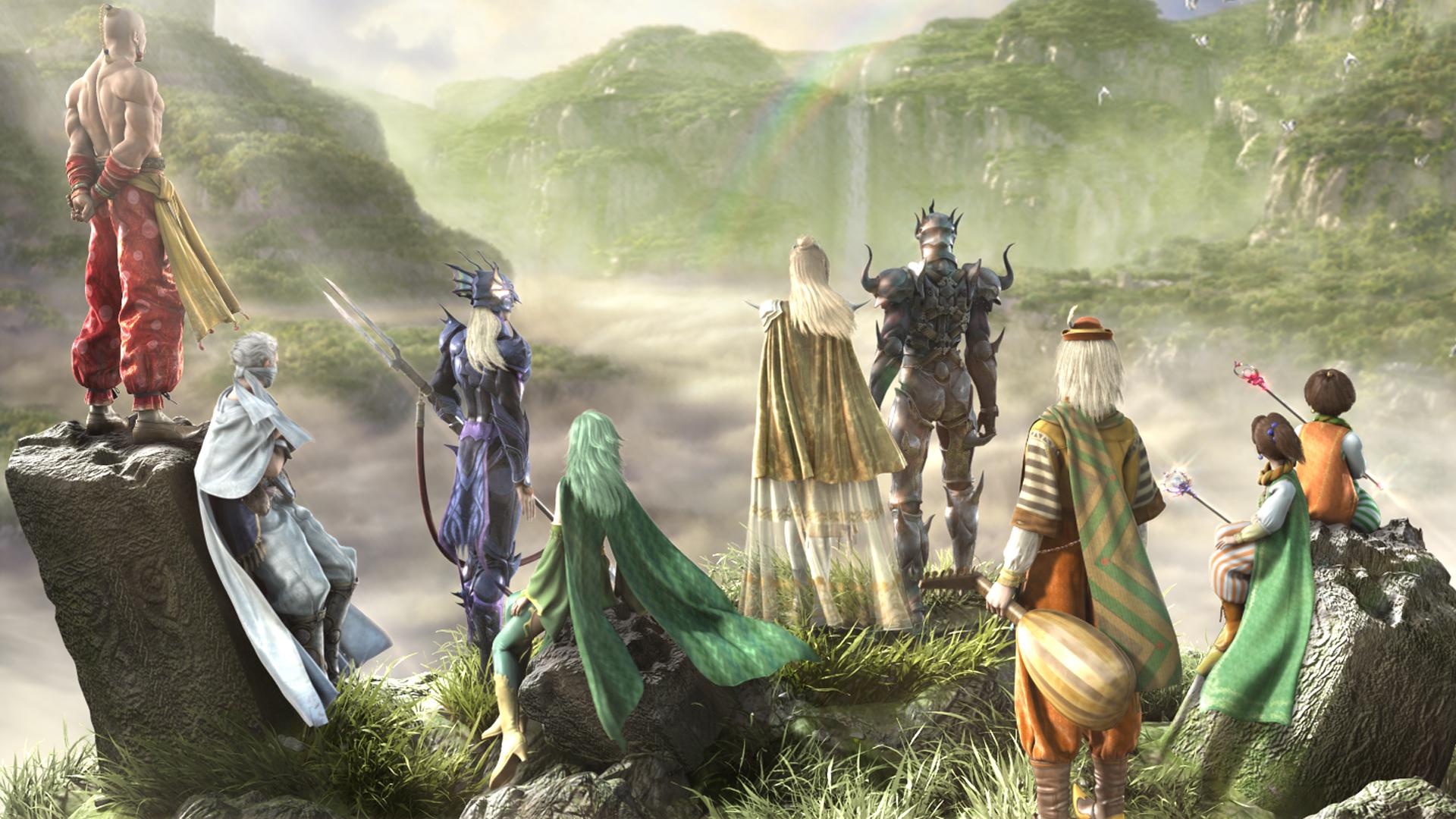 Dossier Final Fantasy : Les Épisodes III et IV