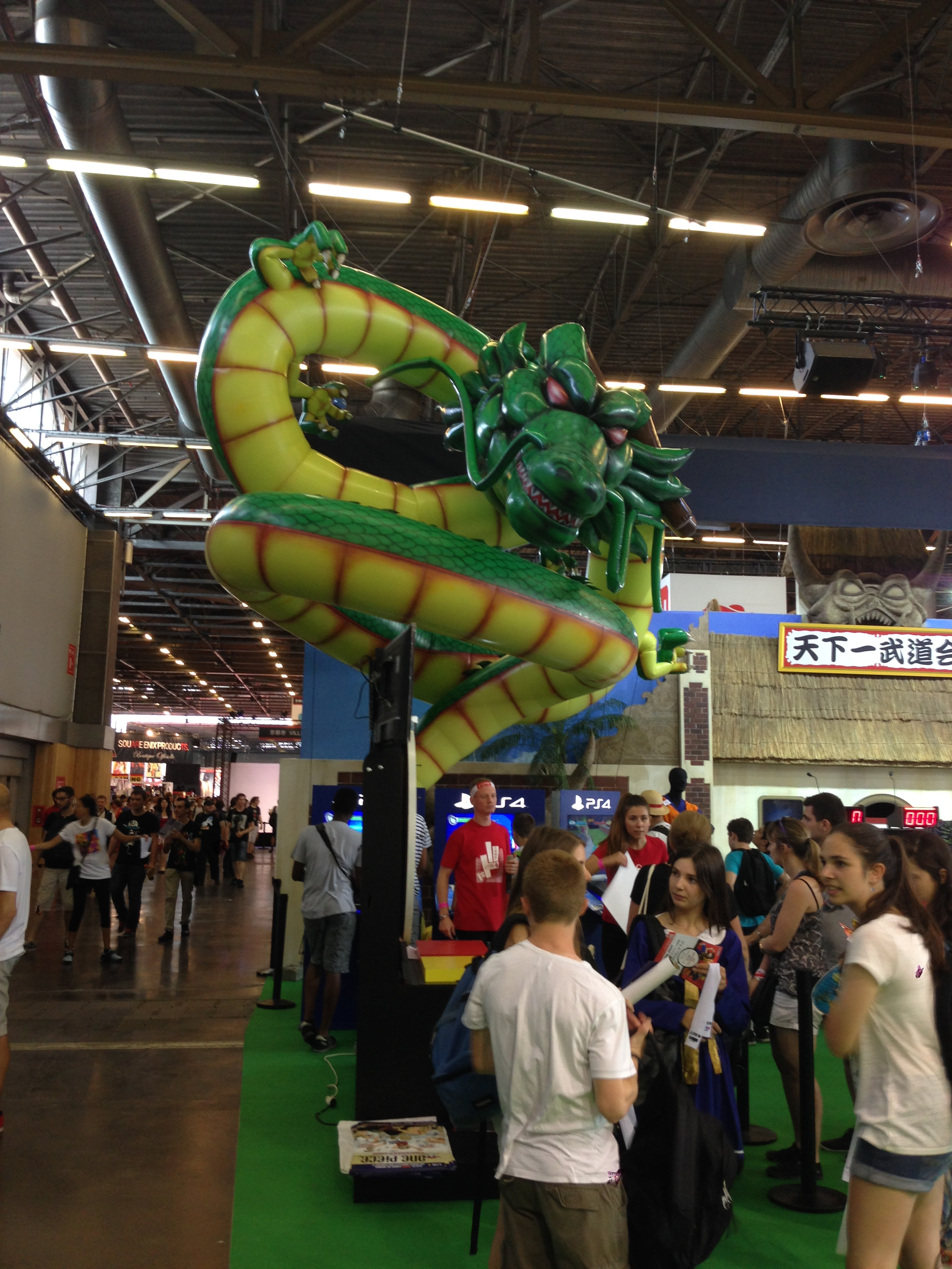 Japan Expo 2015 – Jour 1