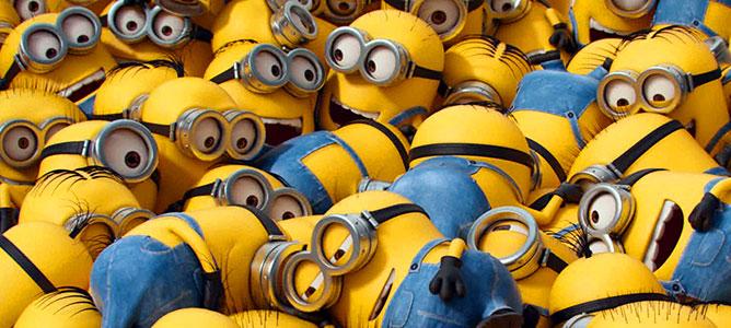MOVIE MINI REVIEW : critique de Les Minions