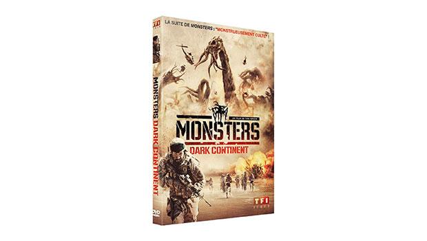 MOVIE MINI REVIEW : critique de Monsters: Dark Continent