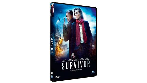 MOVIE MINI REVIEW : critique de Survivor