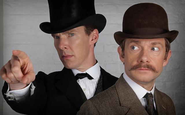 Un extrait pour le Christmas Special de Sherlock !