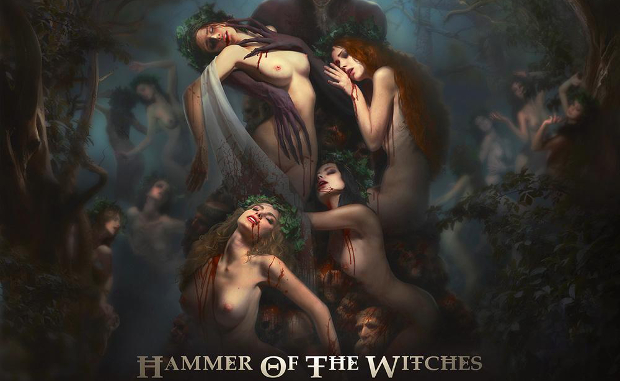Mini Music Review : Cradle of Filth – Hammer of the Witches (Nuclear Blast Records)
