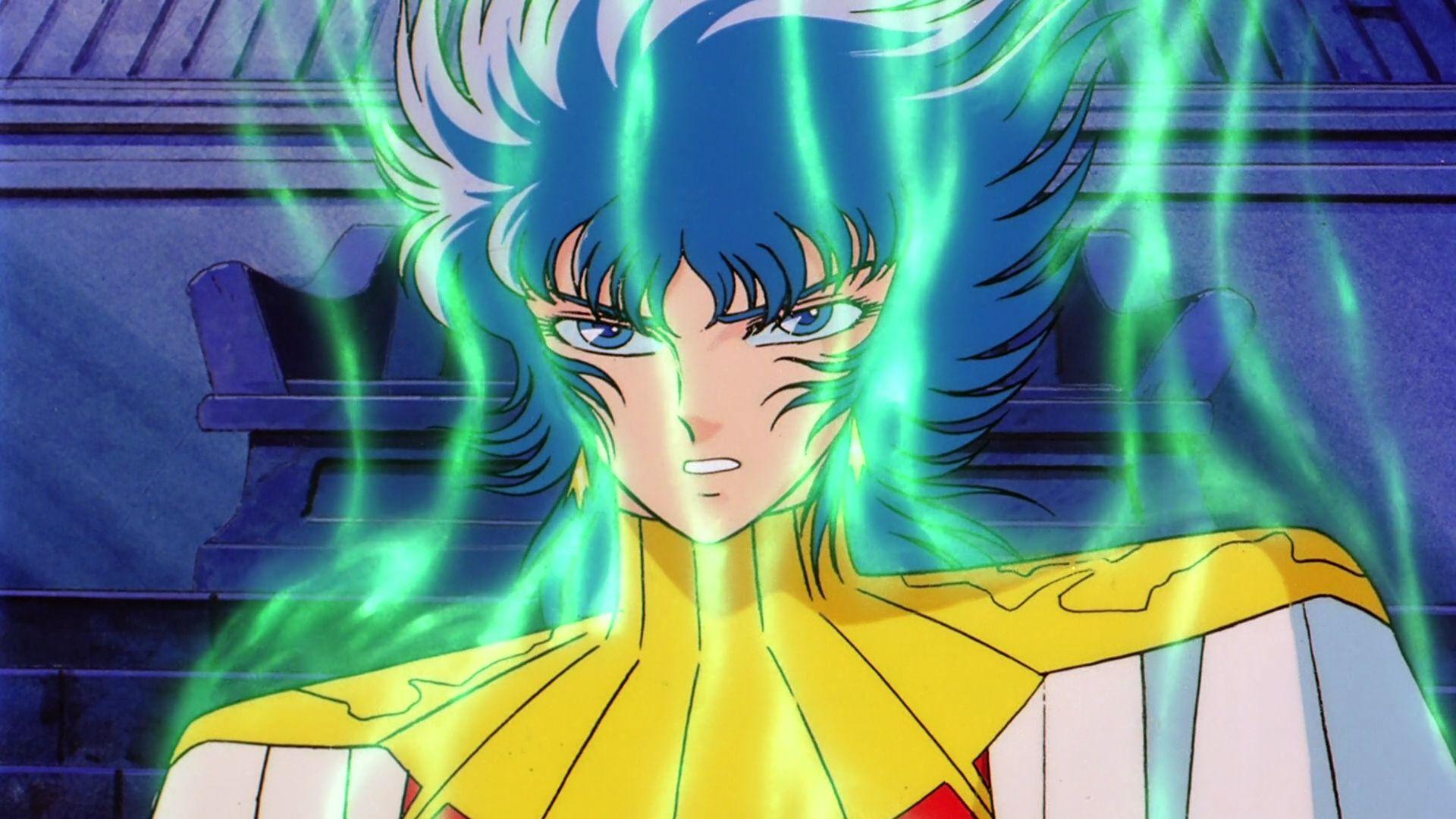 Re-Anime: Saint Seiya – Les Guerriers d'Abel (de Shigeyasu Yamauchi)