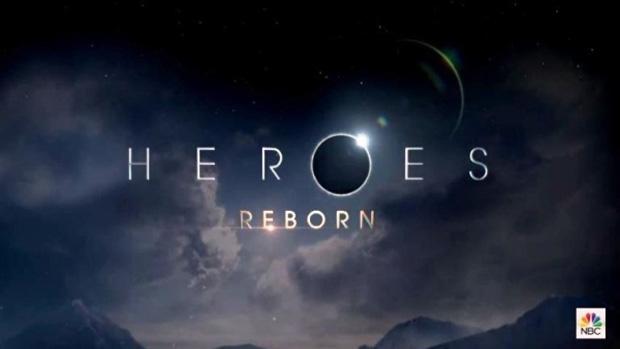 Un nouveau trailer pour Heroes Reborn