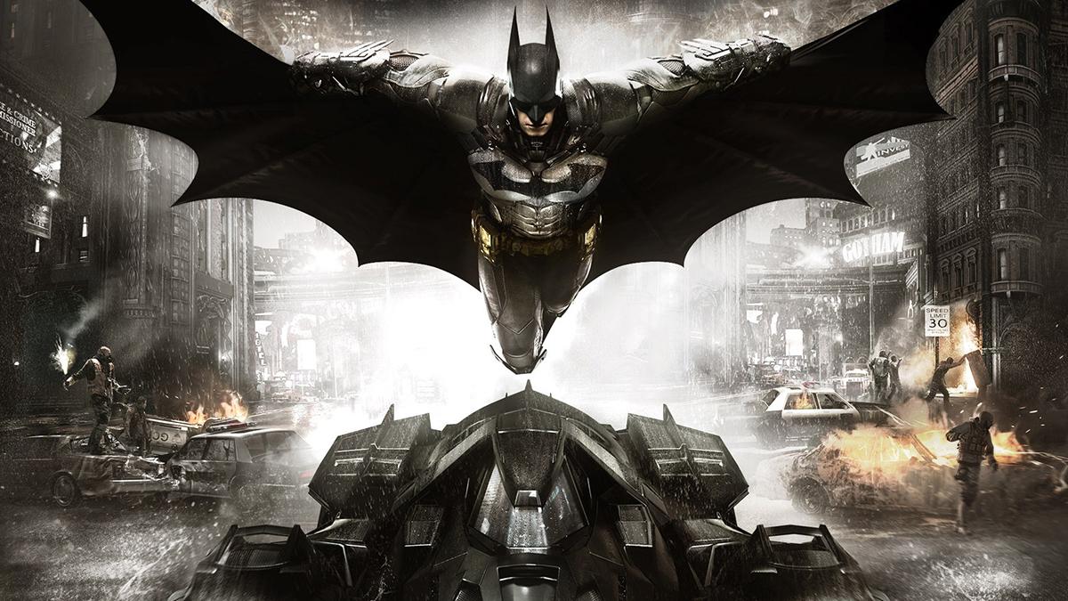 Une lueur dans la nuit (Batman: Arkham Knight)