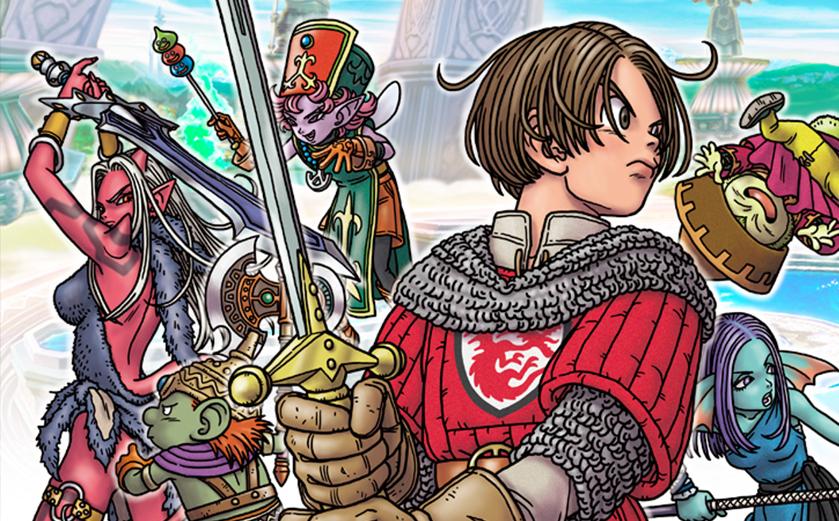 Dragon Quest XI dévoilé