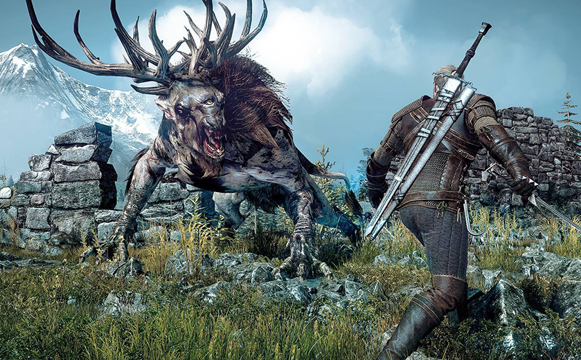 The Witcher 3 : bientôt un New Game +