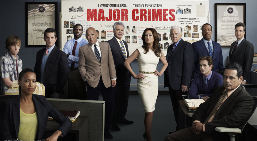 Quelques points de précision (bilan de la saison 2 de Major Crimes)