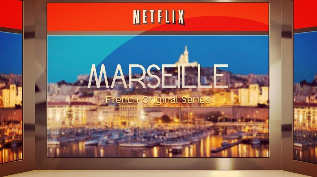 Marseille: le casting de la série française de Netflix