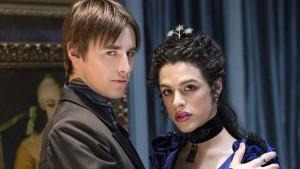 Angélique et Dorian. Showtime.