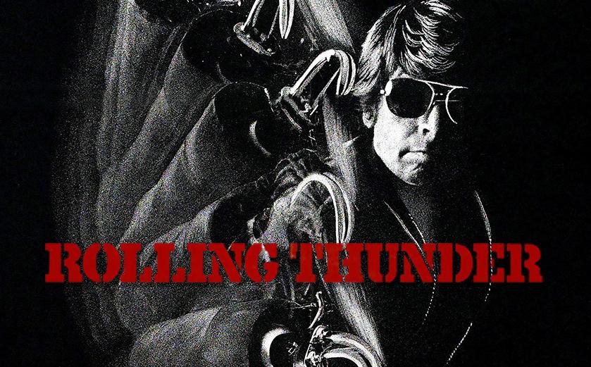 Rolling Thunder : la revanche du Capitaine Crochet