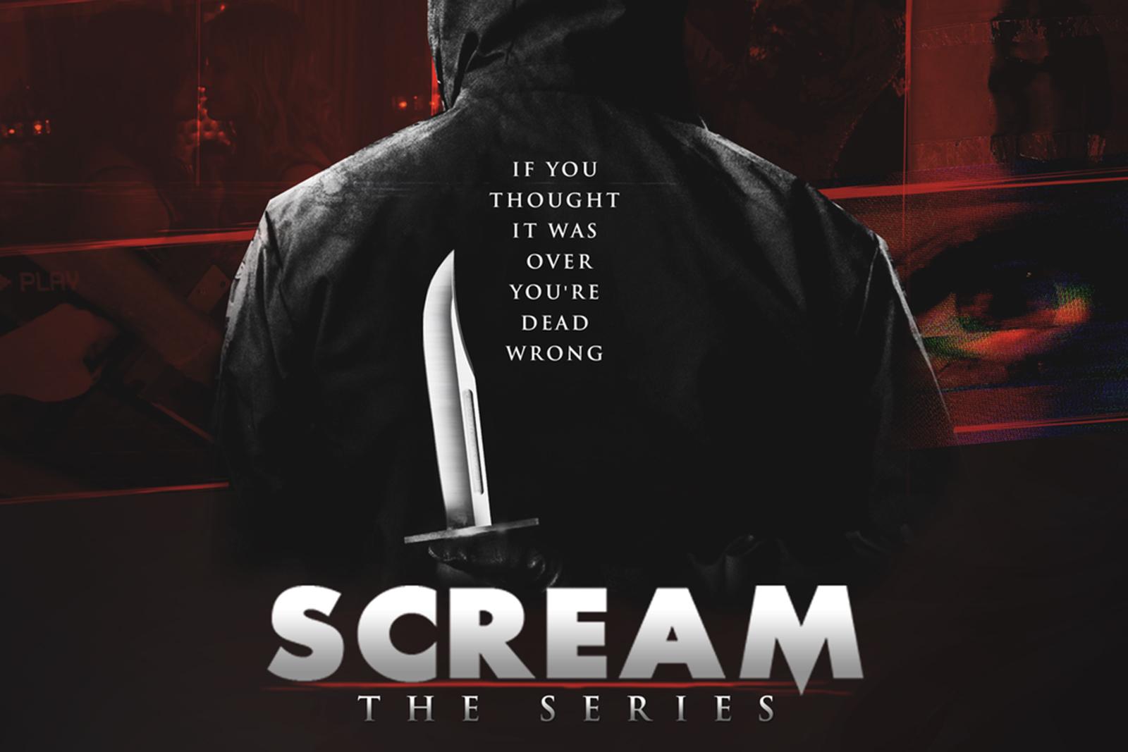 Pilote Automatique : Scream The TV Series  (MTV)
