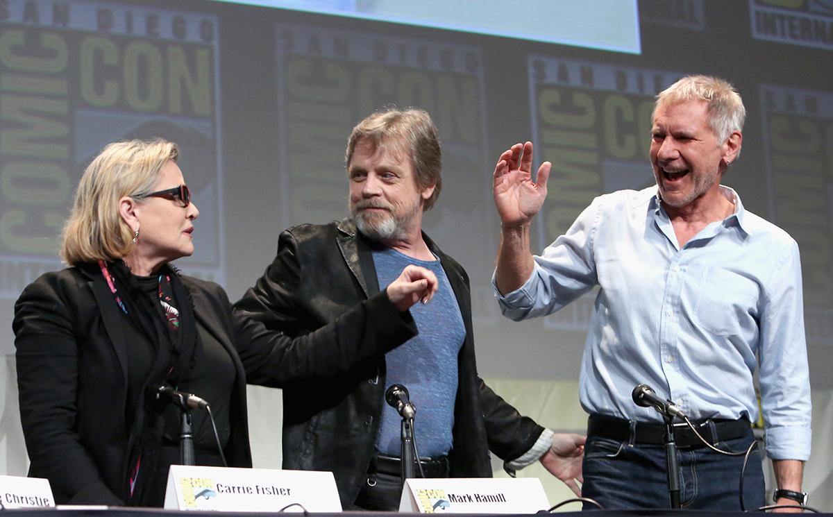 San Diego Comic Con 2015 : Le Réveil de la Force, un nouvel espoir