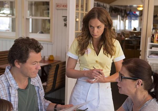 Noah, Alison et Helen, trio au coeur de The Affair.